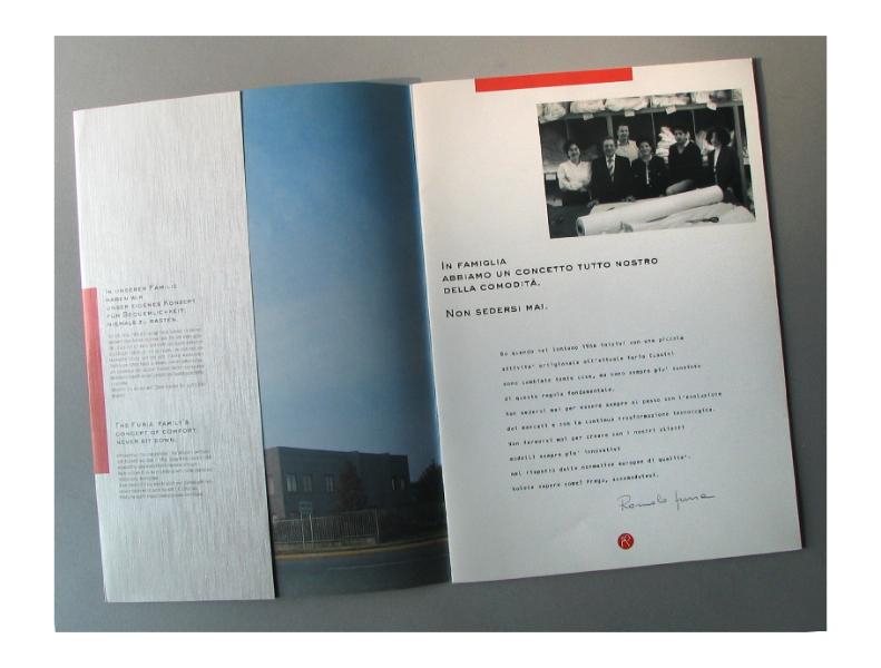 Furia Cuscini.Furia Cuscini Brochure Guizart